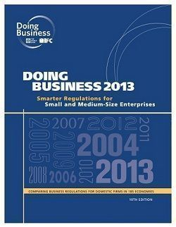 Doing business 2013 english-baja